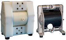 ALMATEC氣動雙隔膜泵浦