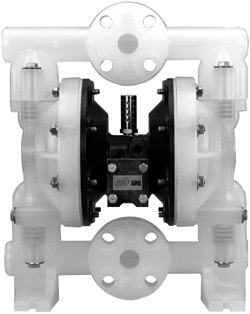 ARO氣動雙隔膜泵浦